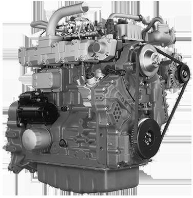 Motori diesel industriali