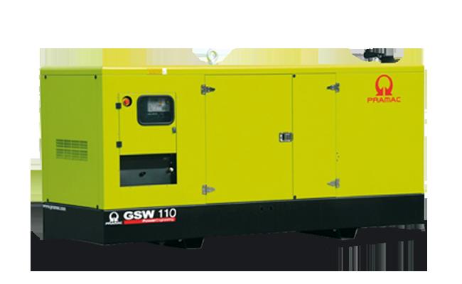Gruppo Elettrogeno Pramac GSW 110i